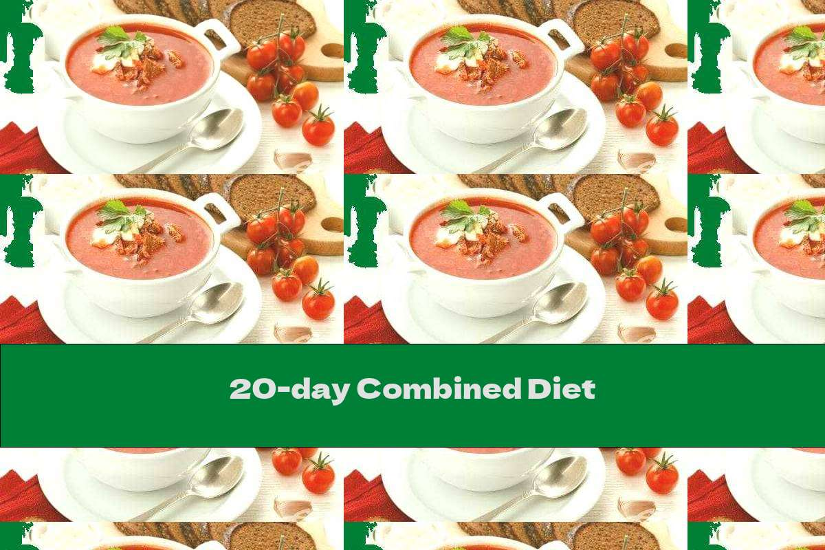 20-day Combined Diet