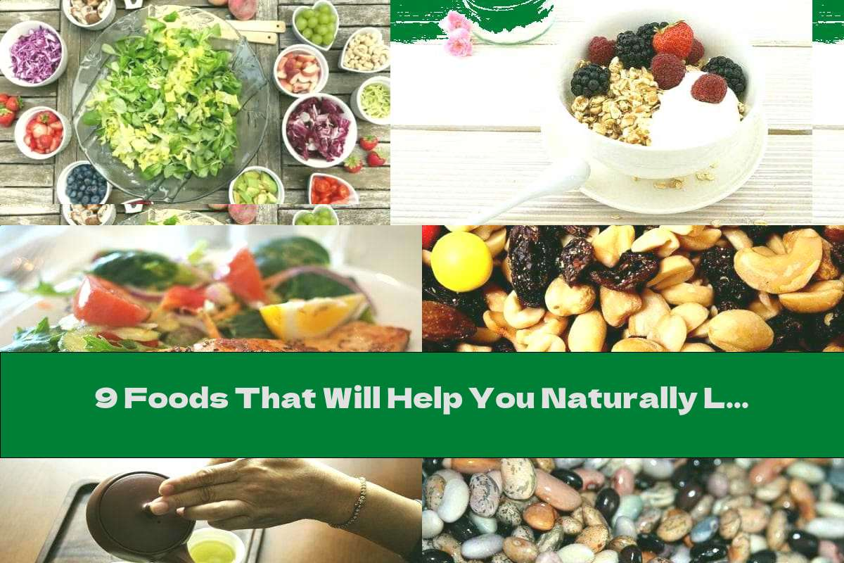 9 Foods That Will Help You Naturally Lower Your Cholesterol