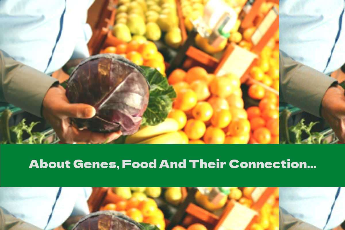 About Genes, Food And Their Connection To Disease