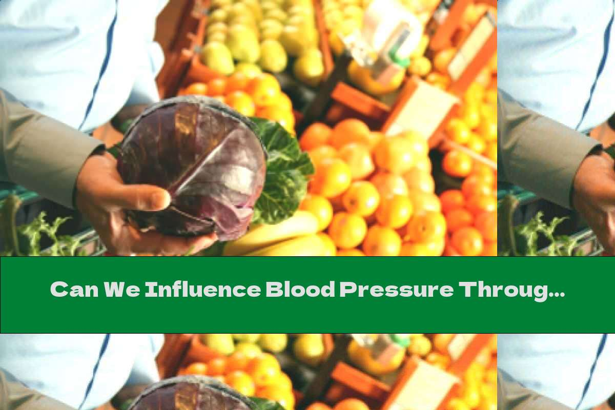 Can We Influence Blood Pressure Through Vegetarianism