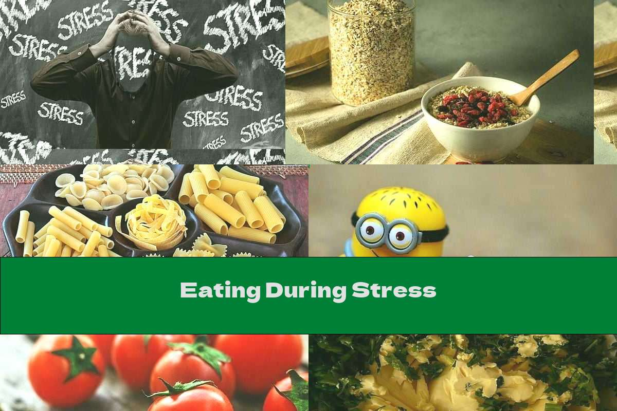 Eating During Stress