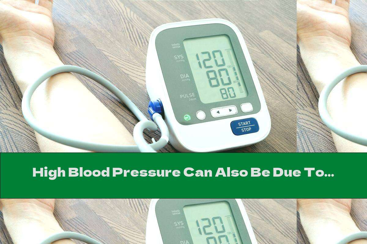 High Blood Pressure Can Also Be Due To Zinc Deficiency