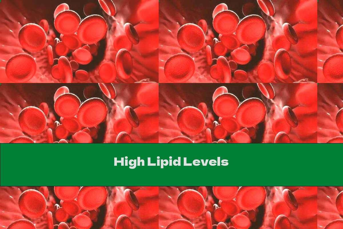High Lipid Levels