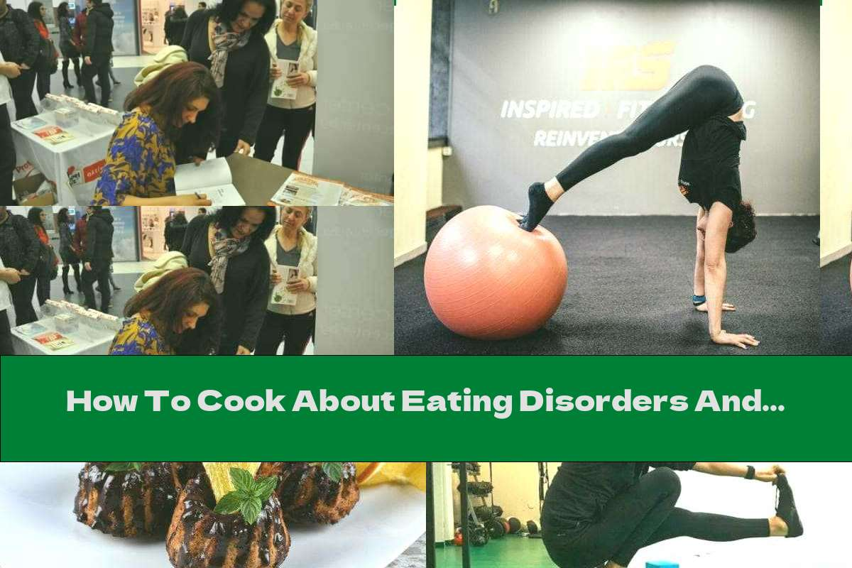 How To Cook About Eating Disorders And How To Change Ourselves - Talk To Ines Subashka - Recipe
