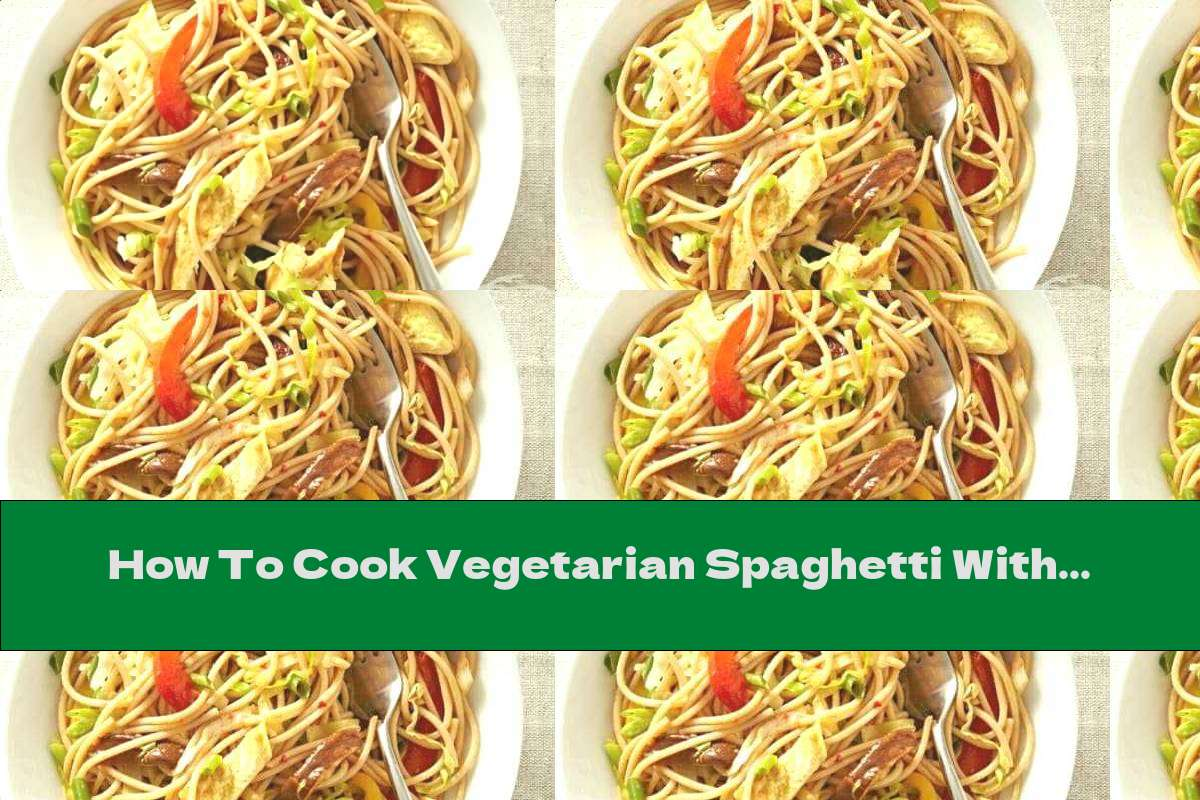 How To Cook Vegetarian Spaghetti With Chili And Lime - Recipe