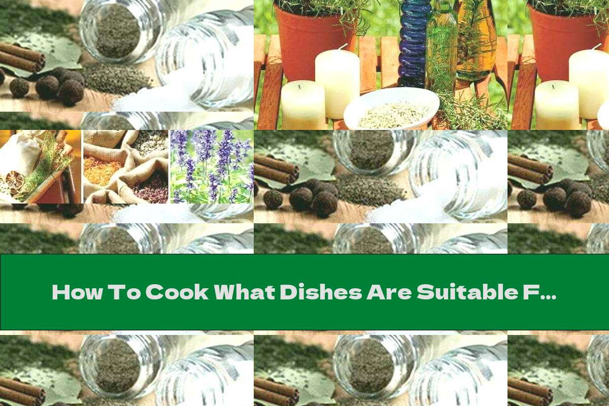 How To Cook What Dishes Are Suitable For Some Of The Most Used Green Spices? - Recipe