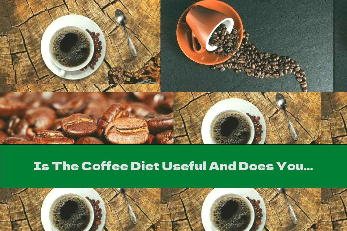 Is The Coffee Diet Useful And Does You Lose Weight With It?