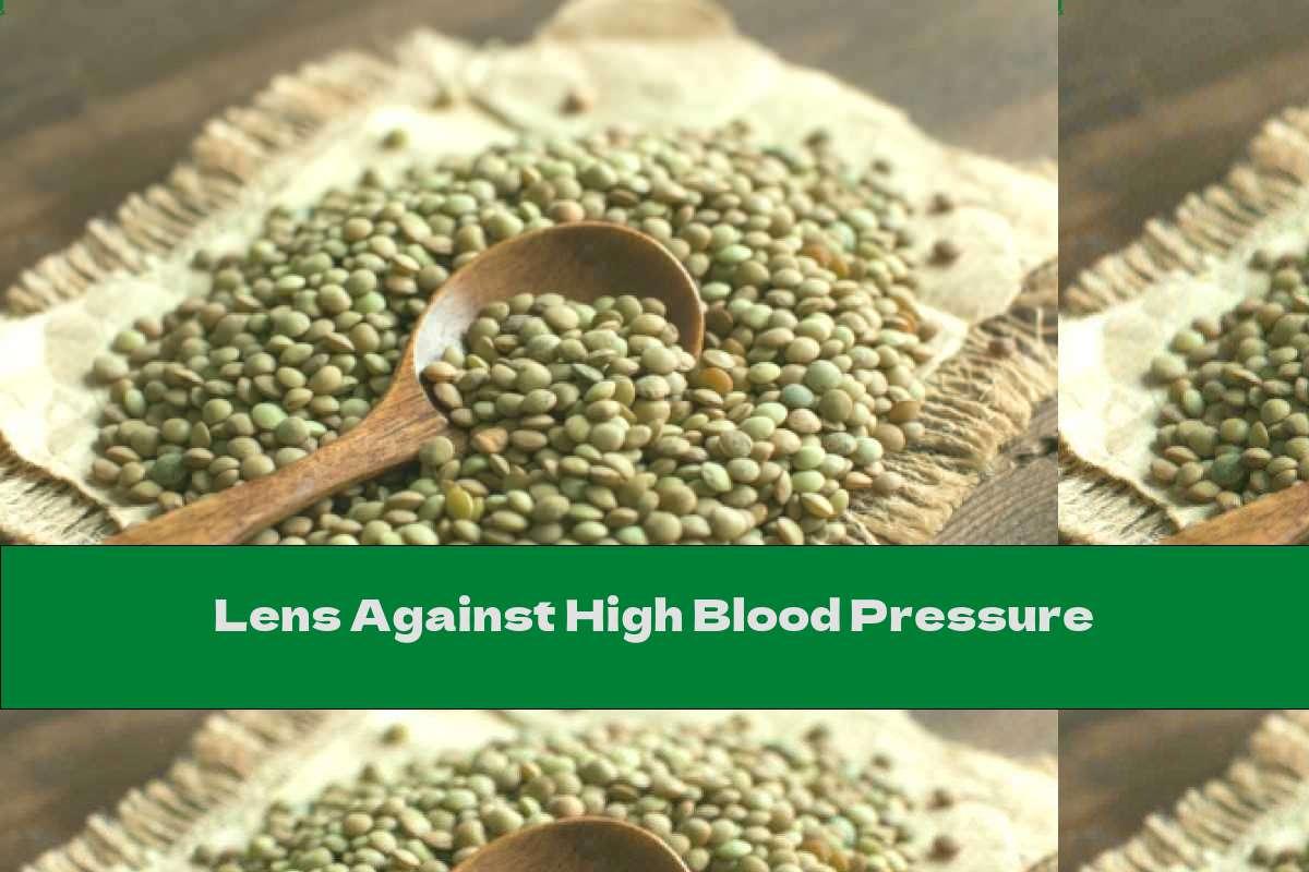 Lens Against High Blood Pressure