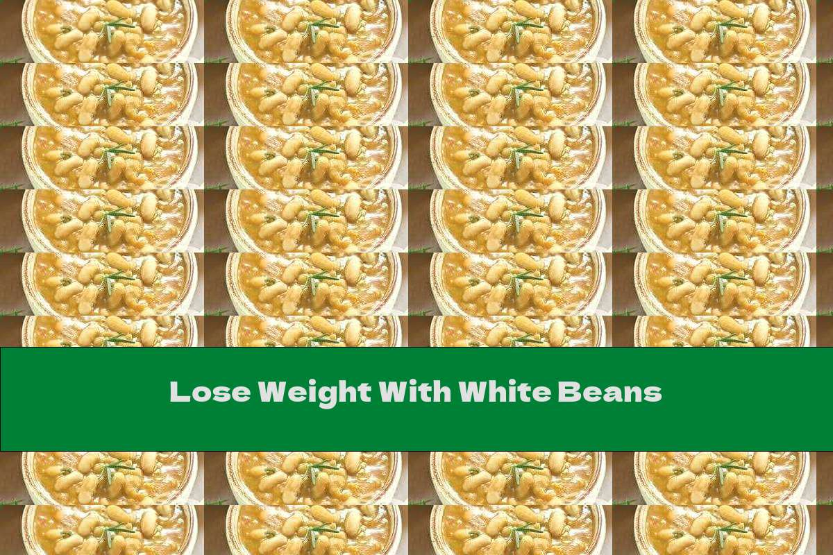 Lose Weight With White Beans