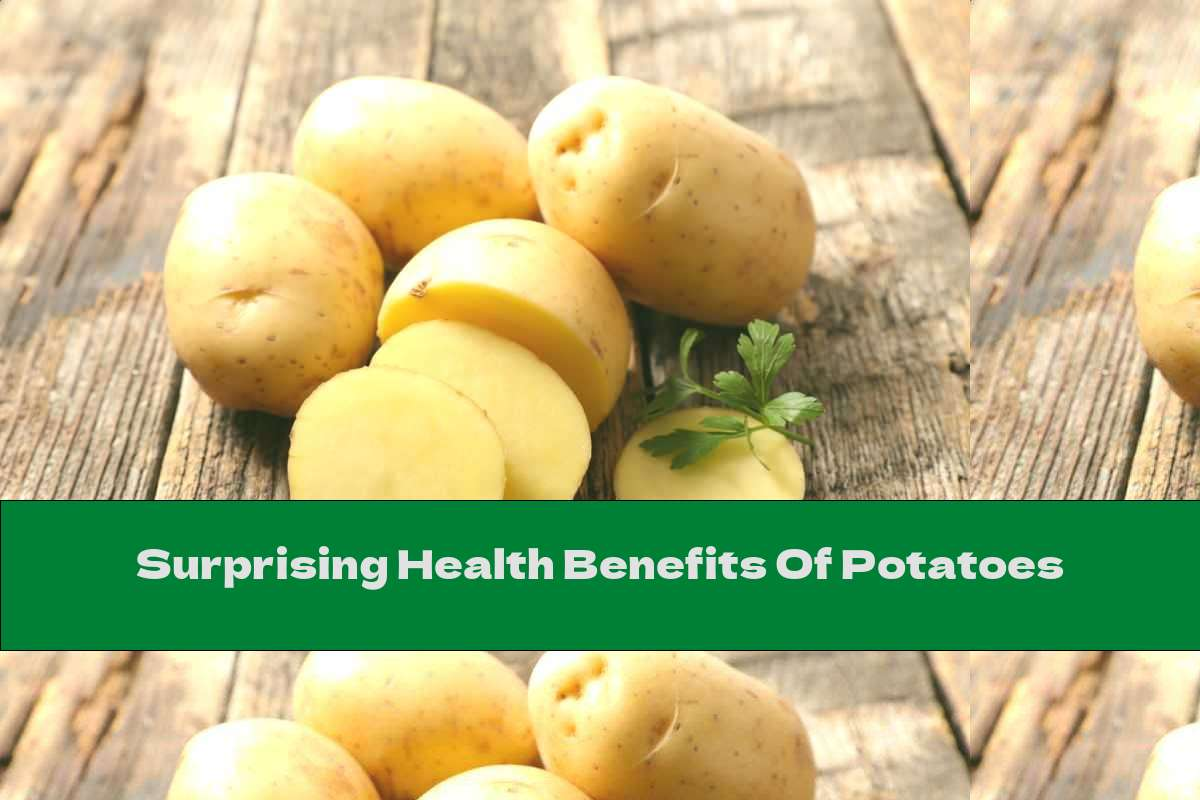 Surprising Health Benefits Of Potatoes