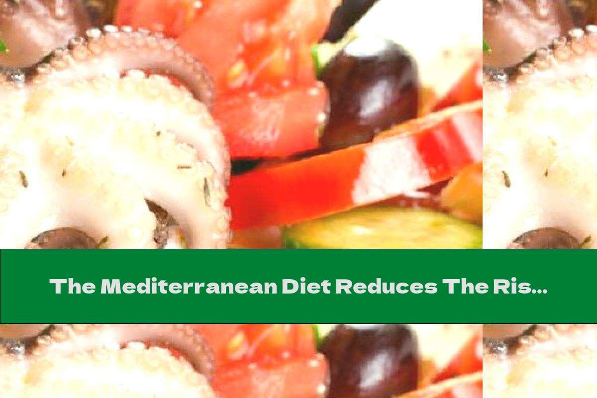 The Mediterranean Diet Reduces The Risk Of Depression