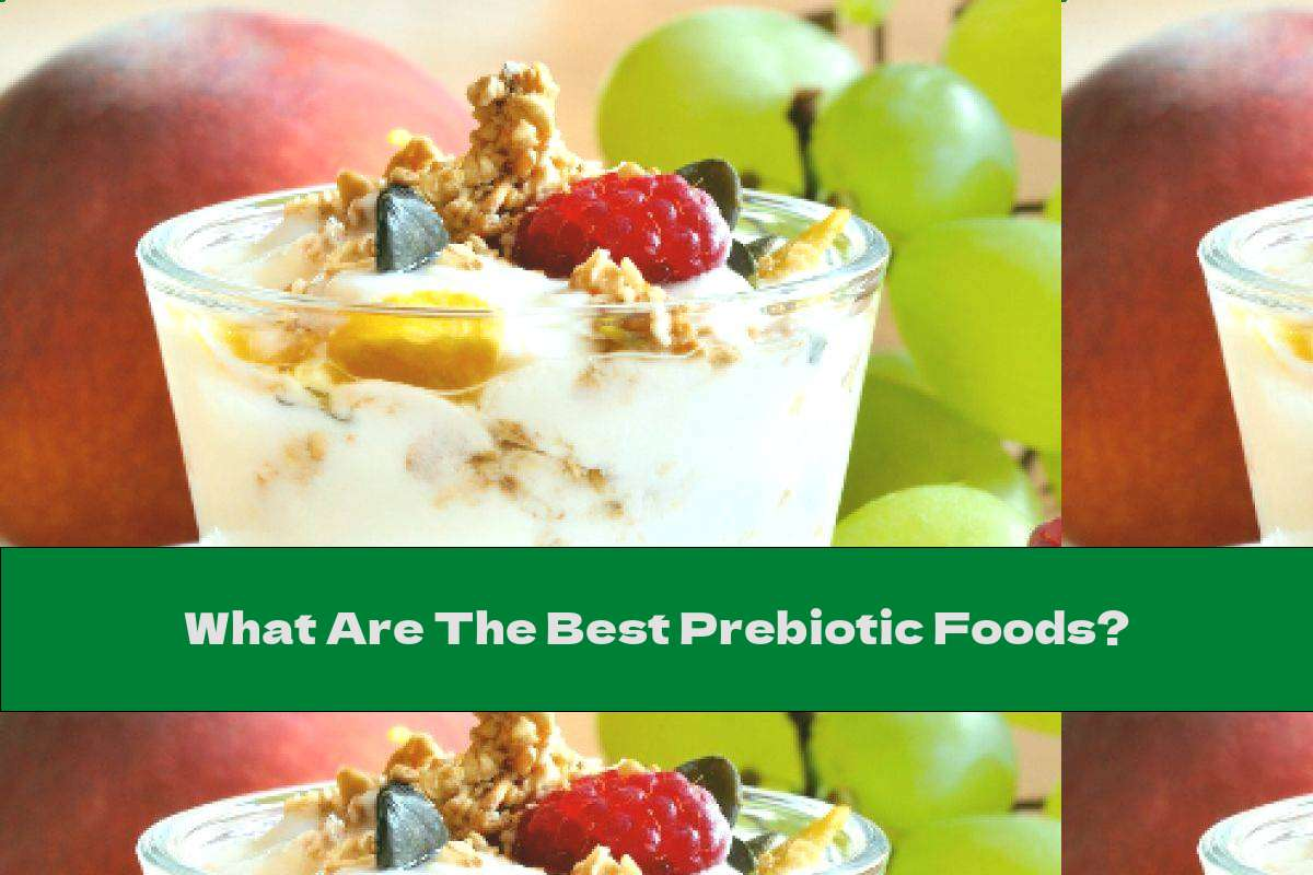 What Are The Best Prebiotic Foods?