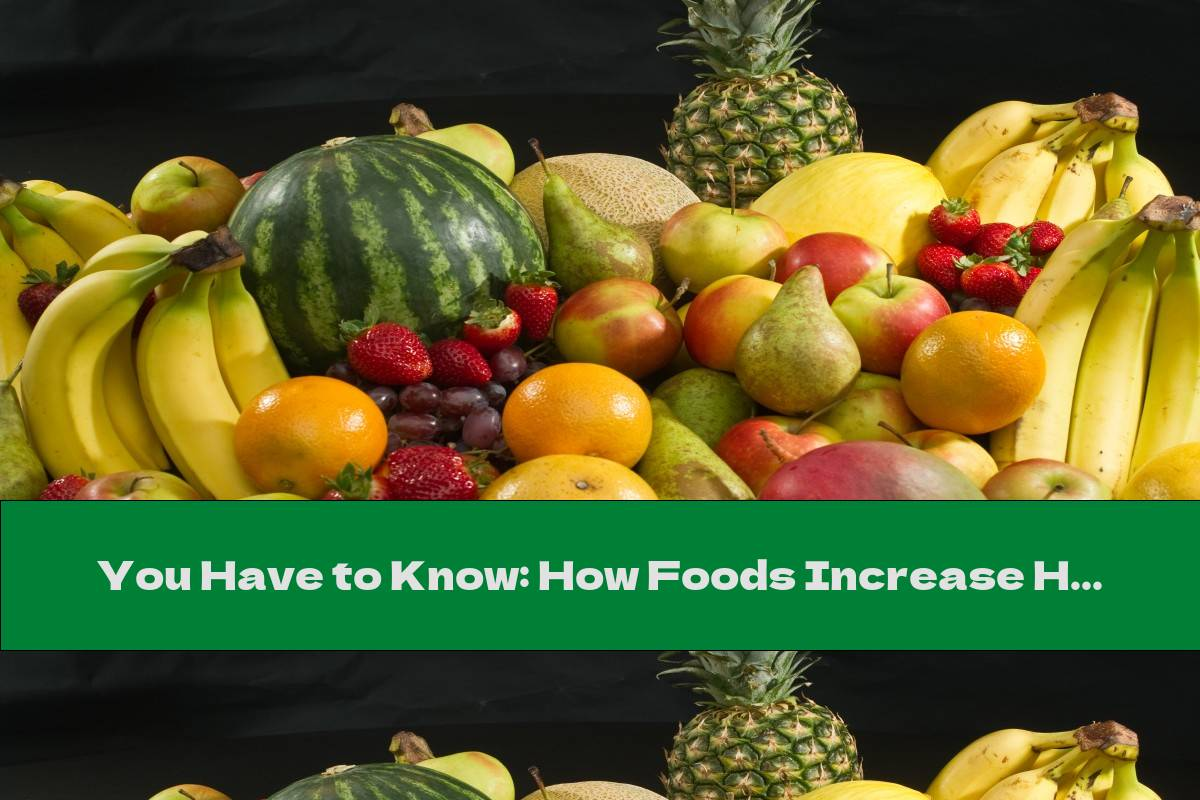 You Have to Know: How Foods Increase Happiness